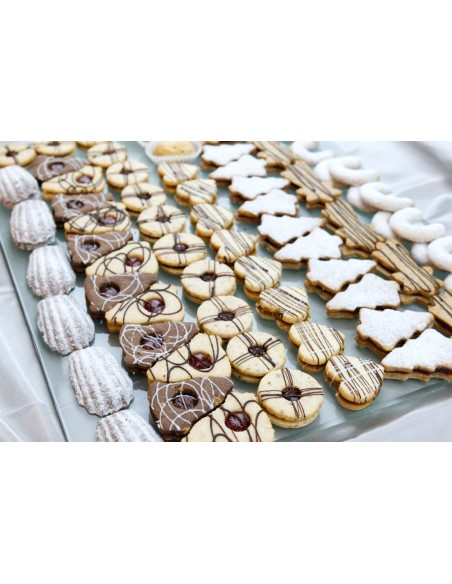 vánoční cukroví - kolekce 2020