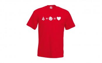 Pánské tričko s piktogramy...