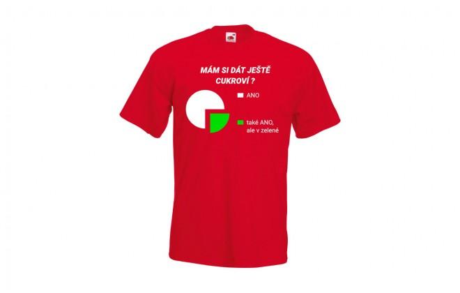Pánské tričko - těžká volba