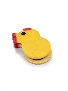Velikonoční cukroví - Kuřátko
