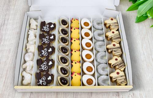 Kolekce velikonočního cukroví